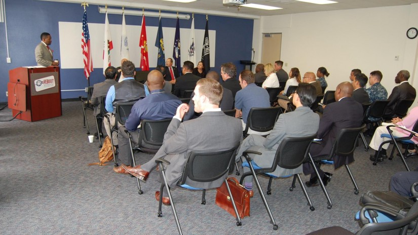 REBOOT/HIREGI PMP Employer Panel Discusses Career Options With Veterans