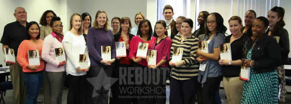 REBOOT Workshops address issues facing women veterans