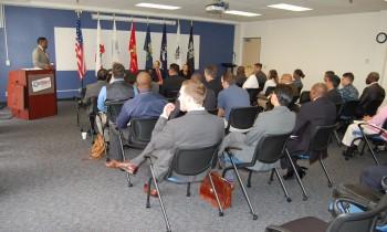 REBOOT/HIREGI PMP Employer Panel Discusses Career Options With Veterans